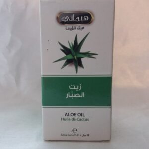 huile d'aloes vera 30ml hemani
