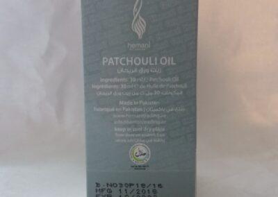 huile végétal hemani 30ml
