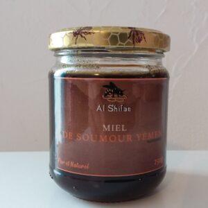 miel de soumour acacia gommier du yemen 250gr 125gr 40gr