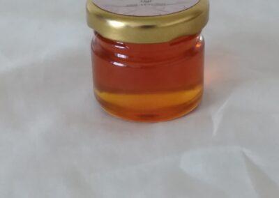miel de thym blanc de montagne espagnol 40gr