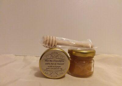 miel d'eucalyptus bio 40gr
