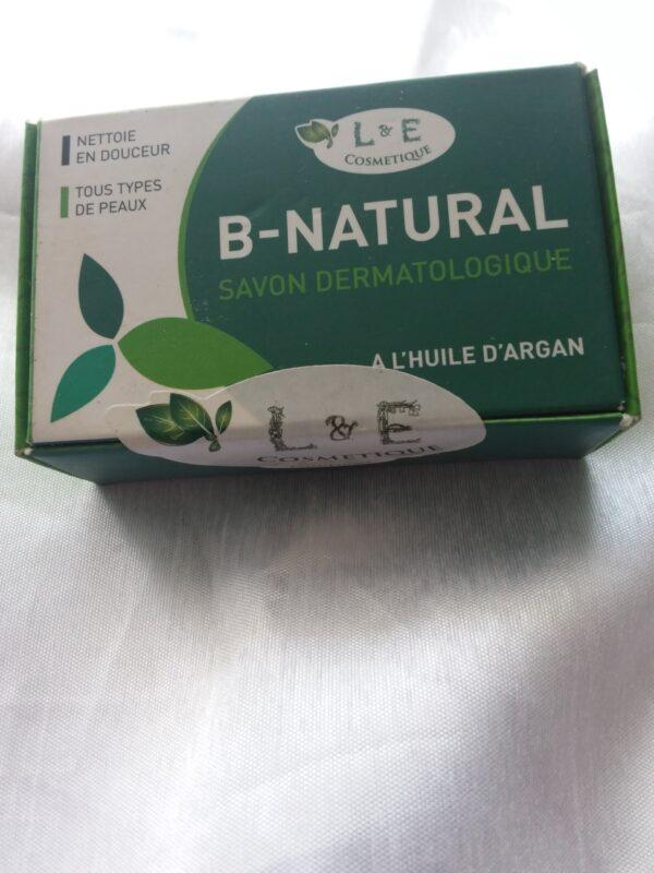 savon surgras extra doux dermatologique a l'huile d'argan 100gr