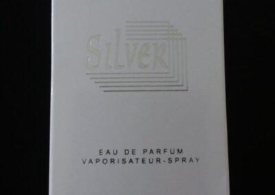 eau de parfum pulverisateur 35ml silver de al -rehab
