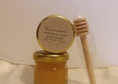 miel de mandarinier 40gr